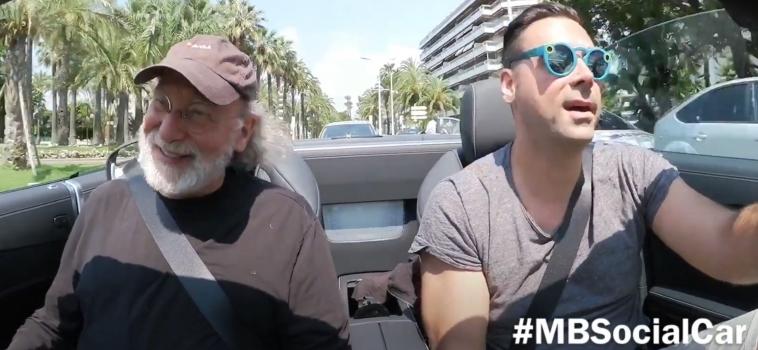 Cannes Lions Reporter: Bob Greenberg im MBSocialCar