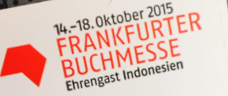 Frankfurter Buchmesse mit Kill your agency