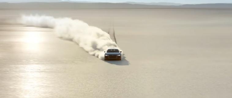 Audi und Airbnb gehen in die Wüste
