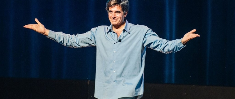 David Copperfield in Cannes