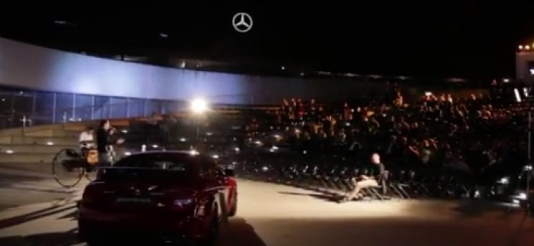 Mercedes-Benz Social Media Night Open Air am 15.08.2015