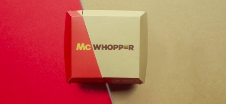 Canneslions Grand Prix Media für McWhopper