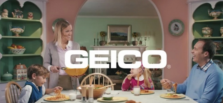 Film Grand Prix für Geico Unskippable Youtube Ad