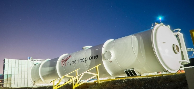 Hyperloop One: von Los Angeles nach San Francisco in 35 Minuten