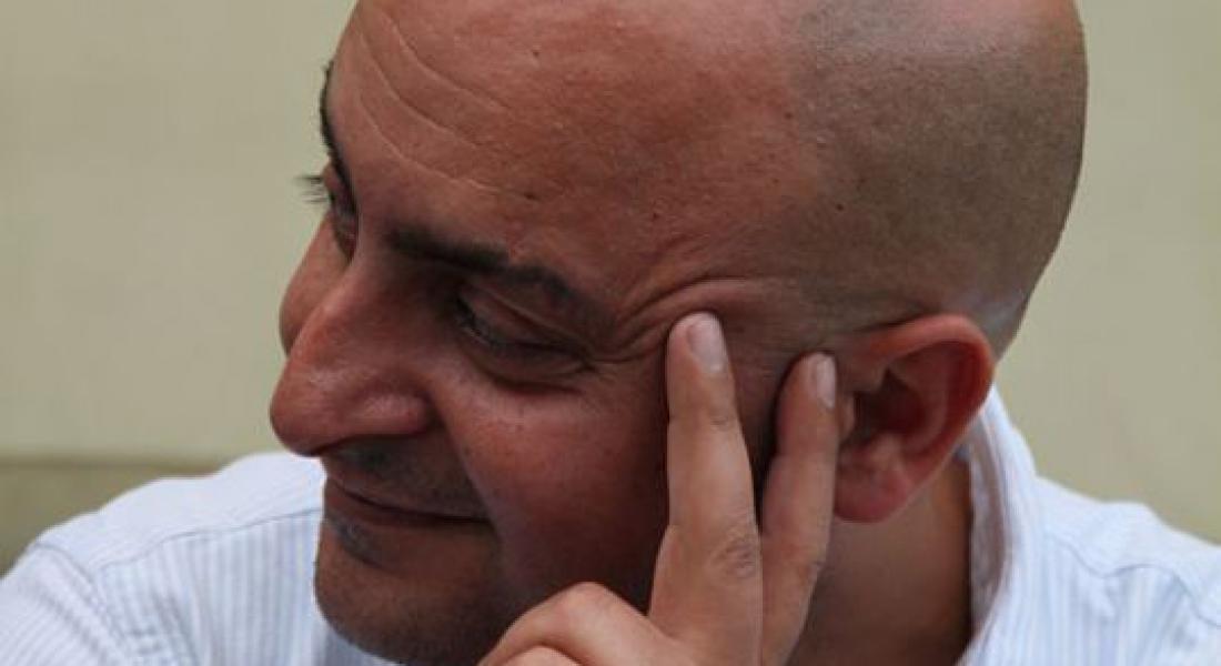 Amir Kassaei in Kill your agency