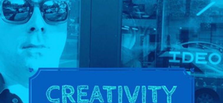 Kreativität ist das Medium.