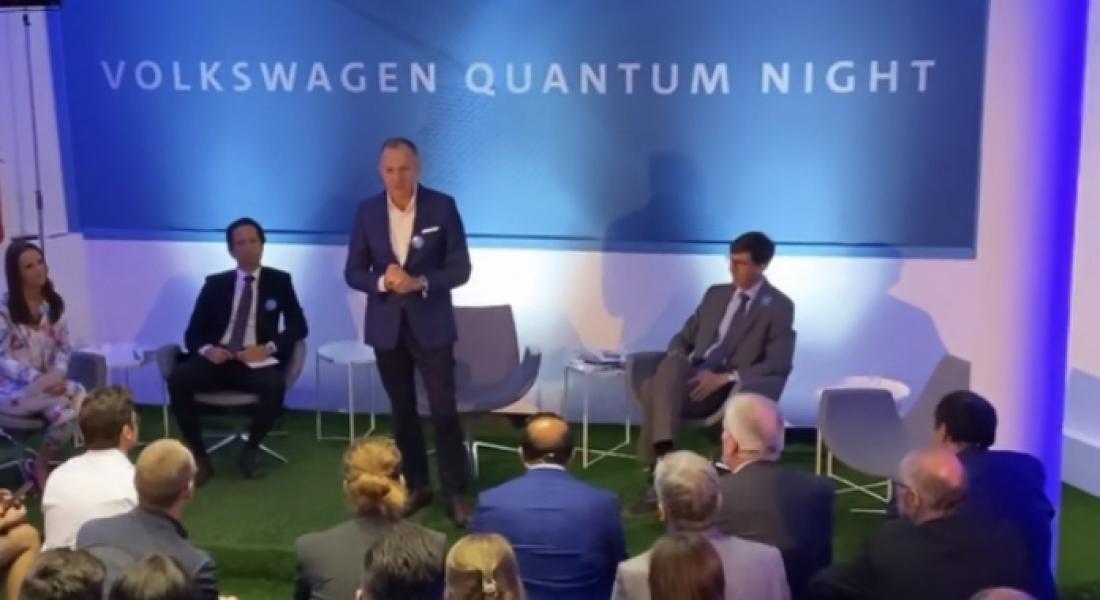 Quantum Computing auf dem Web Summit